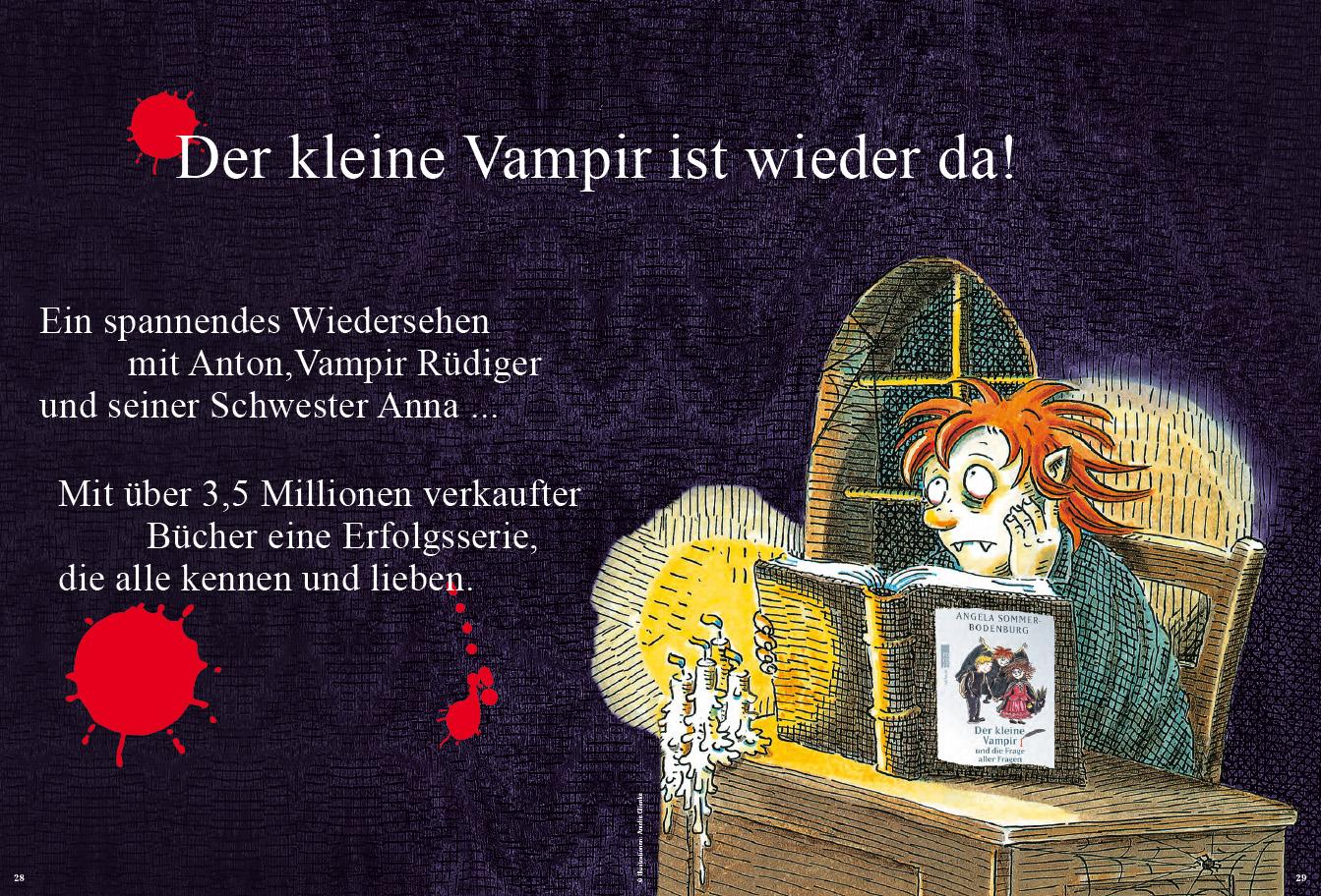 rüdiger der kleine vampir dvd